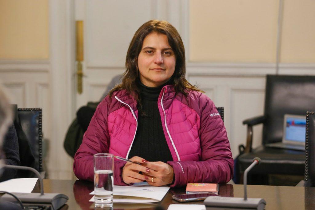 d5760733dadb Considerándola una muy buena noticia, la Diputada por la región de Atacama  Sofía Cid se refirió a la reciente promulgación por parte del Presidente  Piñera, ...