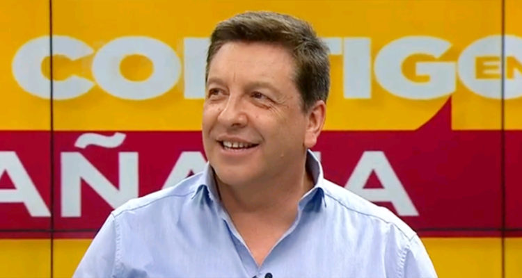Julio César Rodríguez dio positivo al Covid-19 tras realizarse nuevo examen