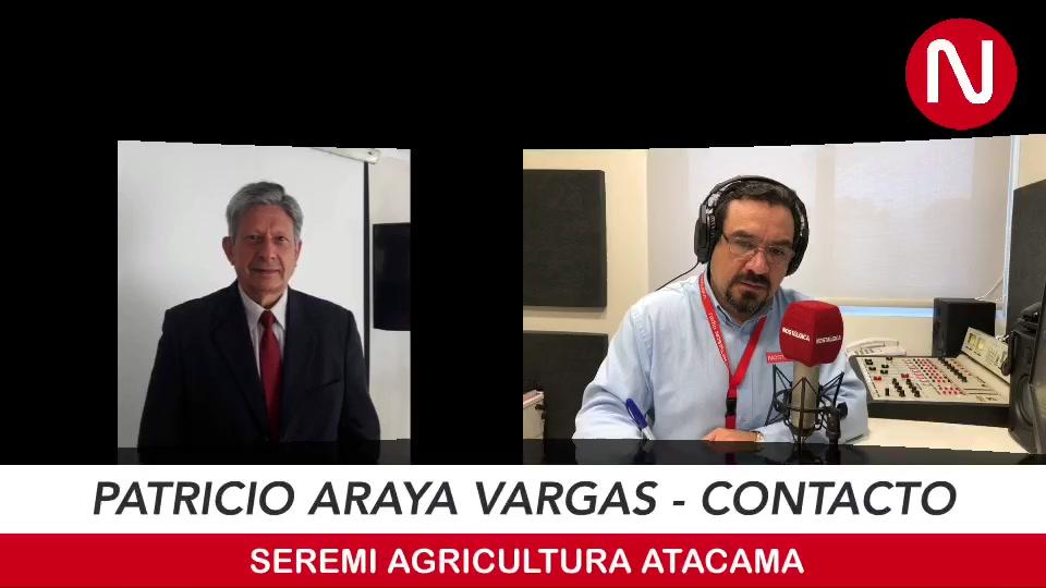 Seremi Agricultura De Atacama Patricio Araya En Nost U00e1lgica